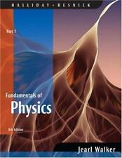 Fundamentals of Physics, (Chapters 1 - 11) (Part 1)