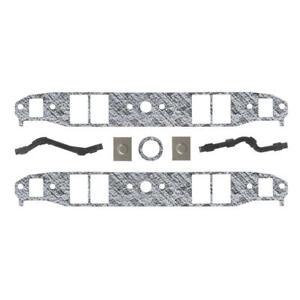 Mr Gasket Intake Manifold Gasket Set 101G; Performance Composite for Chevy SBC