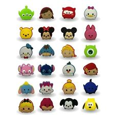 48pcs Tsum Tsum PVC badges Pin brooches clothes decoration fit bag shoe Cap Gift