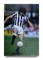 Kevin Keegan Hand Signed 6x4 Photo Newcastle United Autograph Memorabilia + COA