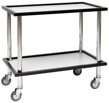 Piazza Cart Gueridon Scratchproof Made in Italy Stock Immediate