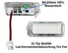 LED Illuminazione Targa Ford Focus II 2 BERLINA da3 mk2 dal 02/2008 (ks1