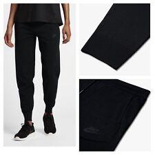 Nike Women's Sportswear Tech Knit 831677-010 Black/Size XS - S - M - L