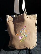 Doodlebug Design Inc. Canvas Tote Bag Never Used
