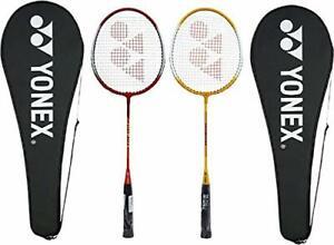 Yonex GR 303  Set of 2  Badminton Racquet RACKET Proudly Australian Sydney