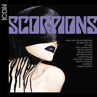 Scorpions • ICON • The Best Of The Scorpions CD 2010 Mercury Records ••NEW••