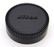 Vintage Nikon Rear Lens Cap for Nikon SLR Lens, UK Dealer
