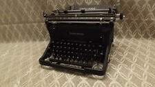 "Vtg 1946 Underwood Standard Model ""SS"" Typewriter, Art Deco Style Super Nice !!!"