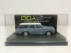 1963 Holden EH Station Wagon Amberley Blue 1:43 Scale DDA COLLECTABLES NEW