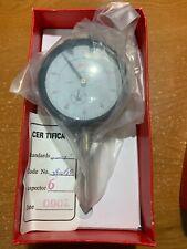 Spi 24 300 6 Dial Indicator Gauge 1 Range 001 Increments