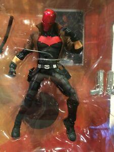 "McFarlane DC Multiverse Red Hood 7"" Figure from Nightwing 2-Pack UNUSED"