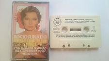 Cinta de Rocio Jurado Homenaje a Quintero Leon y Quiroga Usada Cassette Flamenco