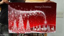 Pancartas y guirnaldas de fiesta de Navidad