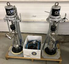 GRACO TC6F73 TANDEM PUMP PACKAGE 11:1 RATIO 20L EXCELLENT USED CONDITION