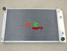 for Chevrolet Camaro 1970-1981/Chevrolet Nova 1975-1979 Aluminum Radiator 3row