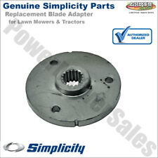 Genuine Simplicity Blade Adapter for Lawn Mowers & Tractors / 1655777SM
