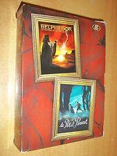 COFFRETS 2 DVD  - BELPHEGOR / LE PETIT POUCET - EN BON ETAT
