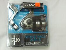 DAIWA STRIKEFORCE 2000-B 1 BB SPINNING REEL IN CLAM PACK