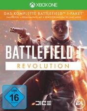 Battlefield 1 - Revolution Edition (Microsoft Xbox One, 2017, DVD-Box)
