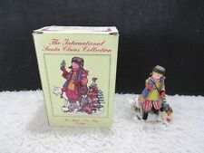 "2001 International Santa Claus Collection ""New Year's Eve Boy"" Russia Figurine"
