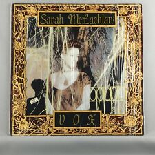 "Sarah McLachlan – Vox - Orig Press New Sealed 45 RPM 12"" Single - MVG+ W1 3023"