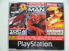 Official Playstation Magazine (Sony Playstation 1) Disk 62