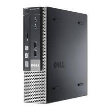 PC Dell Optiplex 7010 USFF Core i5 3470s 2.9Ghz 4GB 320GB DVD Ventana 10 Wireless