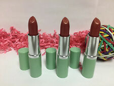 New 3 x Clinique Different Lipstick in Think Bronze Full Size