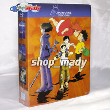 Paq. Box Set Studio Ghibli Vol. 2  en Blu-ray Región A, B, C, ESPAÑOL LATINO
