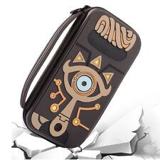 Zelda Sheikah Slate Travel Case Storage Hard Carrying Bag For Nintendo Switch NS