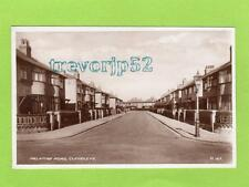 Palatine Road Cleveleys Nr Thornton Blackpool unused RP pc Valentines Ref C197
