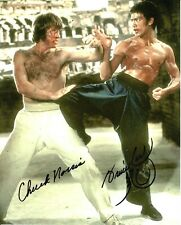 BRUCE  LEE   -   8  X  10   GLOSSY  SIGNED  PHOTO  REPRINT