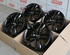 BBS SX Schwarz 4 Felgen 18 Zoll SX0104 für Tesla Model 3 mit ABE