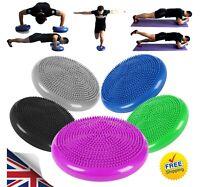 Yoga Balance Board Gym/Exercise Stability Training Cushion Wobble Pad Unisex