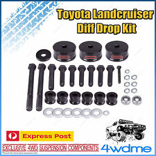 "Toyota Landcruiser 200 Series Front Direct Bolt In Diff Drop Kit 2"" - 3"" Lift"