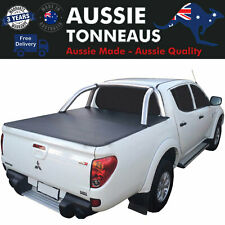 ClipOn Tonneau Cover for Mitsubishi Triton MN Dual Cab Oct 09-2014 (Sports Bar)