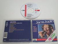 JANIS JOPLIN/THE VERY BEST OF(CBS 451098 2) CD ALBUM