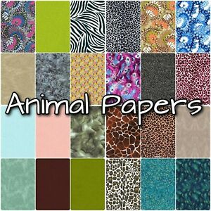 Decopatch Paper, Decoupage Paper Half Sheet, ANIMAL, BIRD, INSECT