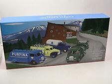 Cij norev c80900-Coffret 4 x camions-Studebaker + ford construirle 1/43 - nuevo embalaje original