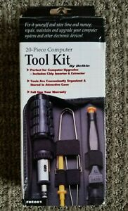 Belkin - Computer Networking - 20-Piece Tool Set/Kit with Case - NEW in BOX