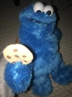 2008 Cookie Monster Puppet
