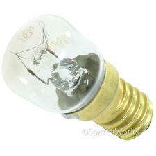 TRICITY BENDIX Oven Cooker Genuine Pygmy Bulb Lamp SES E14 15W Light 300ºc 240V