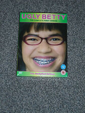 UGLY BETTY : THE COMPLETE FIRST SEASON (1st) - NEW DVD BOX SET (FREE UK P&P)
