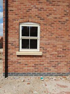 Stone window sills