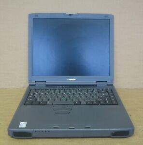 "Toshiba Satellite Pro 4600 14.1"" Pentium III 750Mhz Win 2000 Pro COA Laptop"