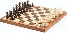 "15"" Standard Wooden Chess Set, New, Free Shipping"
