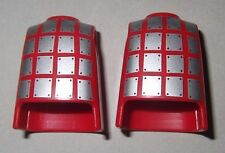 13248 Cuerpo rojo armadura plata 2u playmobil,body,romano,roman