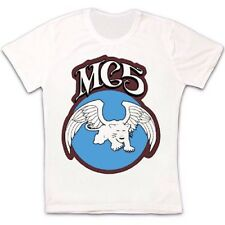 MC5 Winged Panther Kick Out The Jams Stooges Retro Vintage Unisex T Shirt 177