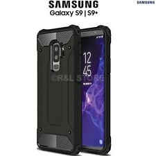 COVER Per Samsung Galaxy S8 / S9 / Plus CUSTODIA HYBRID TOUGH ARMOR RUGGED