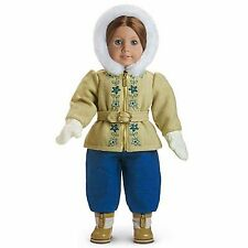 American Girl Doll Emily's Snowsuit NIB Molly's Friend Boots Mittens No Doll